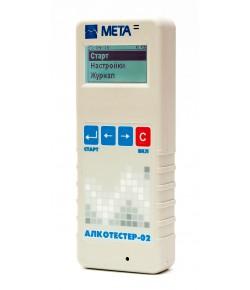 Алкотестер 02 электрохимический (Мета)