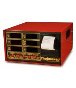 Автомобильный 2-х компонентный газоанализатор Инфракар 12Т.02 с принтером (2 кл)