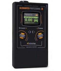 Алкотестер AlcoHunter Professional X