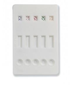 Мультипанель-5 по слюне Narcoscreen
